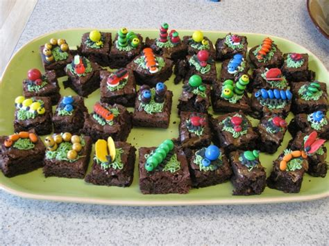 Brownie Decorating Ideas by 1000 Images About Brownie Bugs Badge On