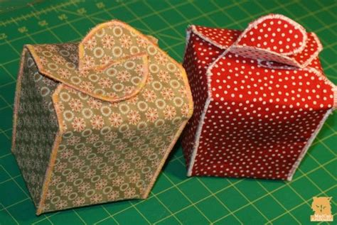 pattern fabric boxes pin by velly chandra on fabric crafts pinterest