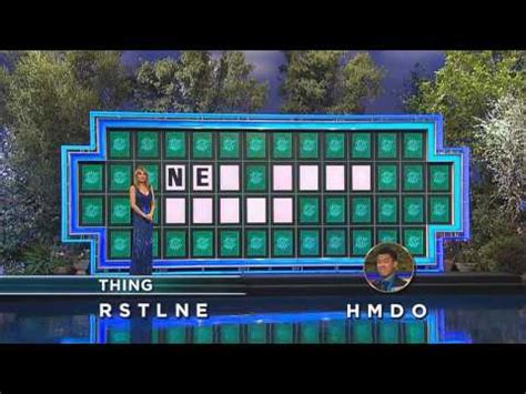 Around The House Wheel Of Fortune by Pat Sajak Wheel Of Fortune S Most Amazing Solve In 30