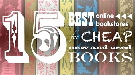 cheap picture books 15 best bookstores for cheap new and used books