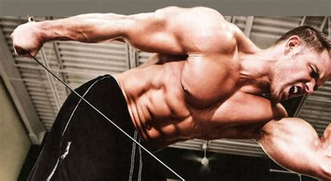 cable triceps kickback exercise bodybuilding wizard