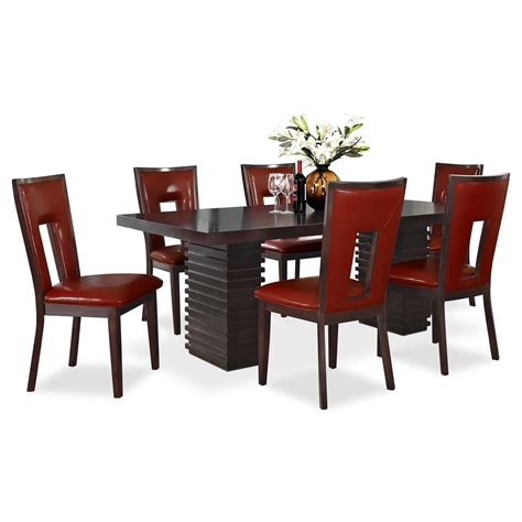 city furniture dining room dining room sets value city furniture thraamcom full circle