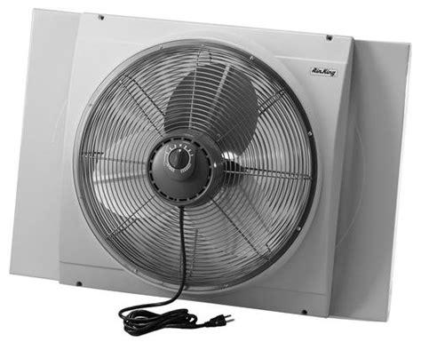whole house fan menards air king 9166 wholehouse guard window fan 20 inch