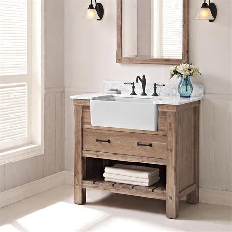 how to choose a bathroom vanity abode