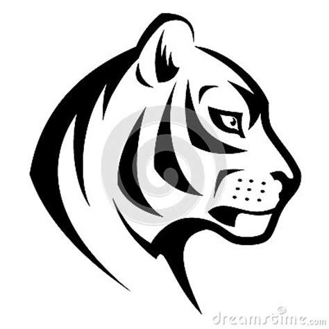 tiger head symbol