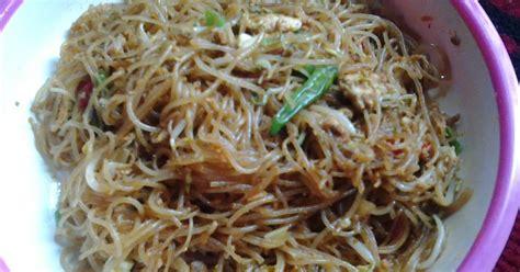 Minyak Kemiri Raihan resep bihun goreng pedas manis oleh raihan s kitchen