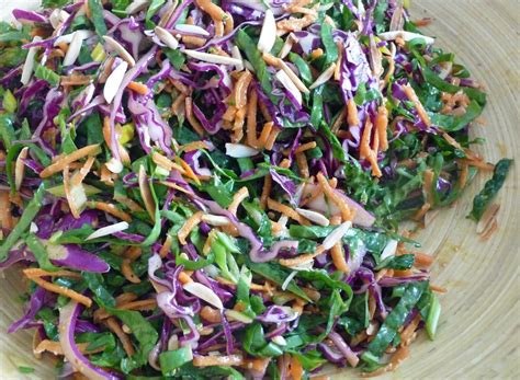 tri color carrots tricolor slaw w kale chard purple cabbage carrots