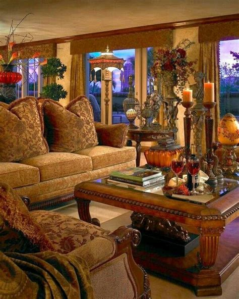 tuscan decor home