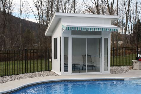 pool house cabana three season cabana deluxe screen cabana pool house cabana