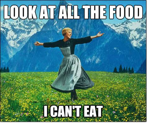 Gluten Free Meme - 8 things those living a gluten free lifestyle never want