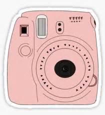 camera: stickers | redbubble