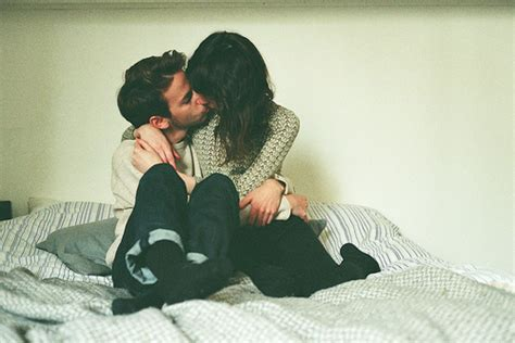 cute couples in bed bed couple cuddle cute image 521620 on favim com