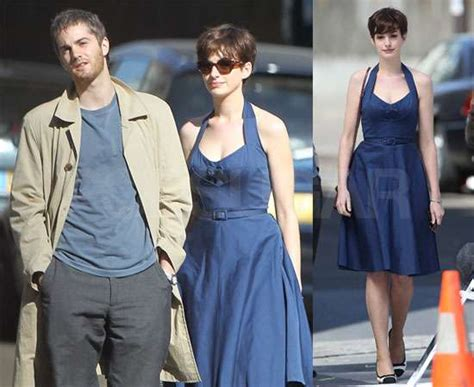 one day film locations paris pictures of anne hathaway and jim sturgess popsugar