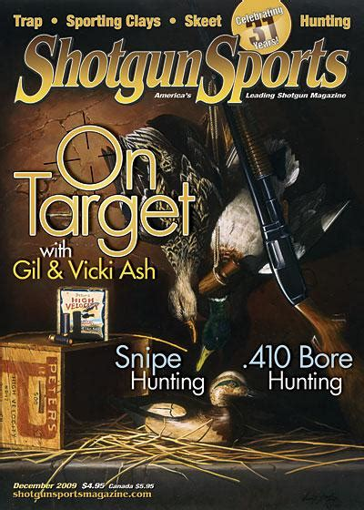 The Hunt Americas Ultimate Bag O Holic by December 2009 Back Issue Shotgun Sports Magazine