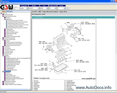 how to download repair manuals 2007 hyundai accent engine control hyundai accent hyundai verna 2007 repair manual order download