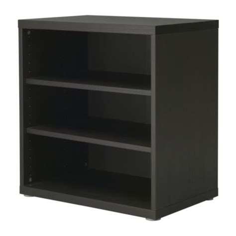 besta units best 197 shelf unit height extension unit black brown ikea