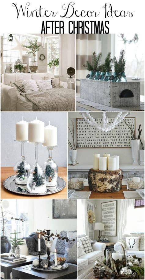 idea home decor winter tablescape decorating ideas