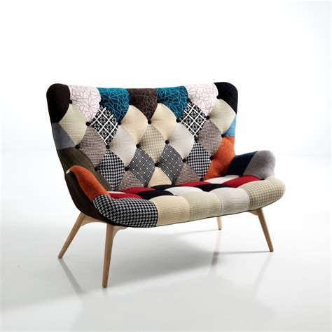 divani patchwork divano 2 posti quot kaleidos d quot tessuto patchwork