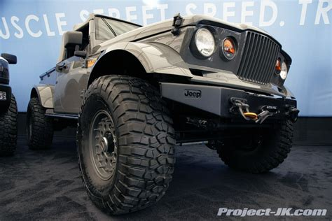 jeep nukizer kit the nukizer 715 jeep truck concept project jk com