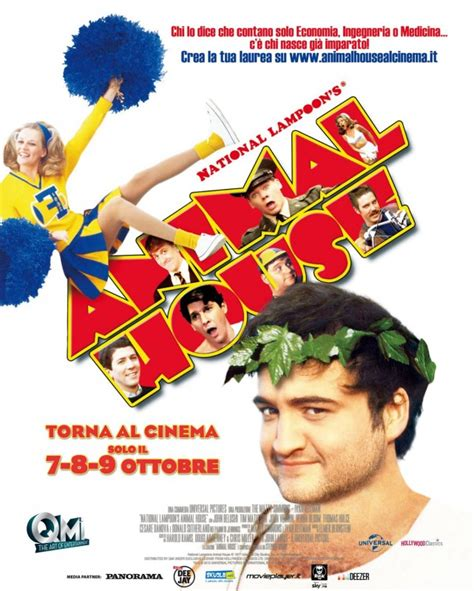 animal house netflix cast e personaggi del film animal house 1978 movieplayer it