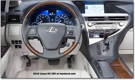 lexus rx dashboard lexus rx330 2010 rx350 and rx450h