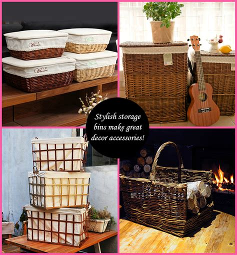 best home decor online stores baskets home decor