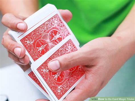 Card Tricks With Pictures