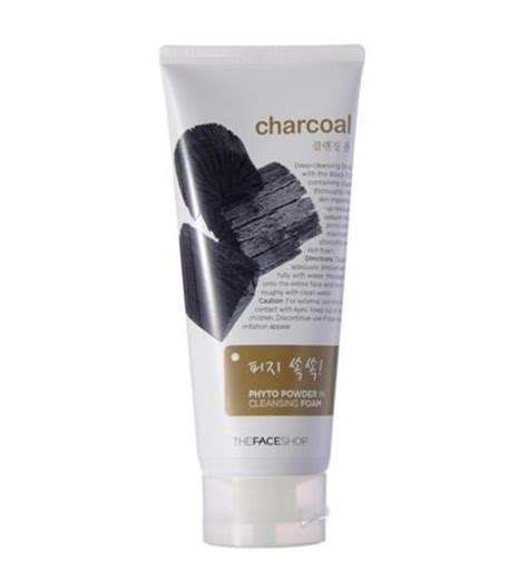 Peabody And Paisley Charcoal Detox Wash by Best Cleanser The Shop Charcoal Phyto Powder