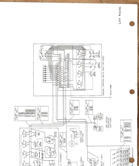 i need a wiring schematic for a 28 ft telsta bucket truck
