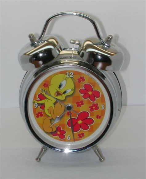 warner brothers tweety bird alarm clock ebay