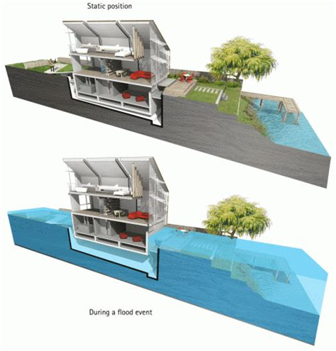 hibious architecture 12 flood proof home designs