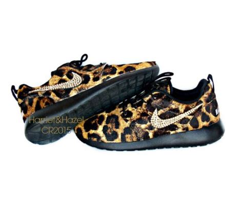 animal print athletic shoes shoes animal print shoes roshes nike shoes with leopard