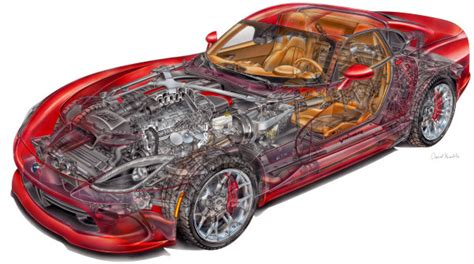 The Challenger's Hellcat Could be the First Viper V8