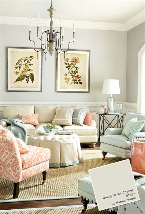 Living Room Colour Palette by Living Room With Coral And Blue Color Palette Decora