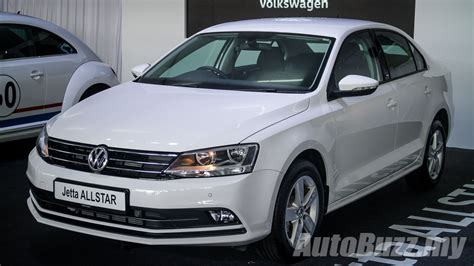 volkswagen malaysia volkswagen jetta allstar launched in malaysia yours for