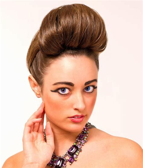 how to make a beehive hairstyle beehive hairstyle pictures and beehive hair videos