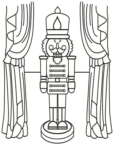 Nutcracker Coloring Pages To Print by Nutcracker Coloring Pages To Print Coloring Pages