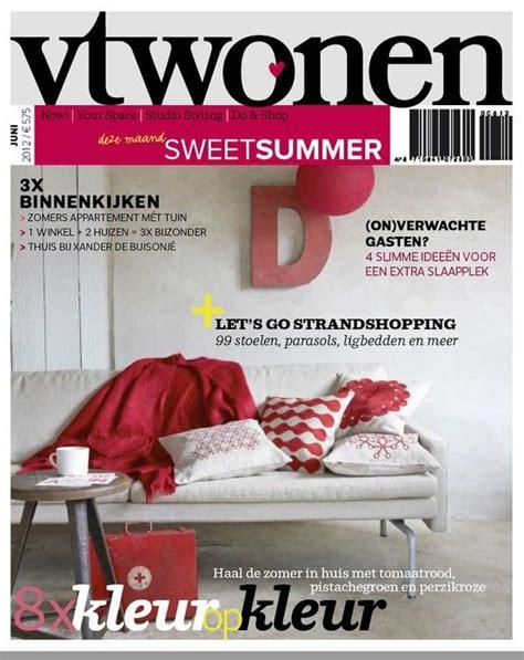 interieur tijdschriften gratis online vtwonen magazine cover nr 06 2012 vtwonen covers