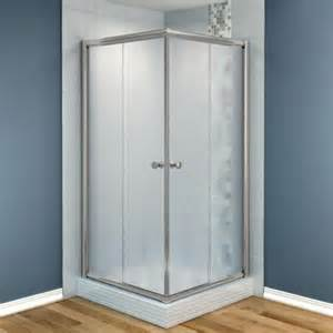 glass shower doors at home depot maax centric 36 in x 36 in x 70 in frameless corner