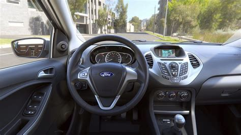 New Ka Interior by New Ford Ka New Ford Figo Launched In Brazil