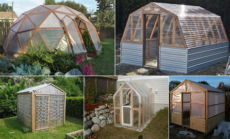 building a greenhouse plans build your very own 10 easy diy free greenhouse plans icreatived