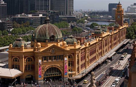 design competition australia flinders street station design competition launched