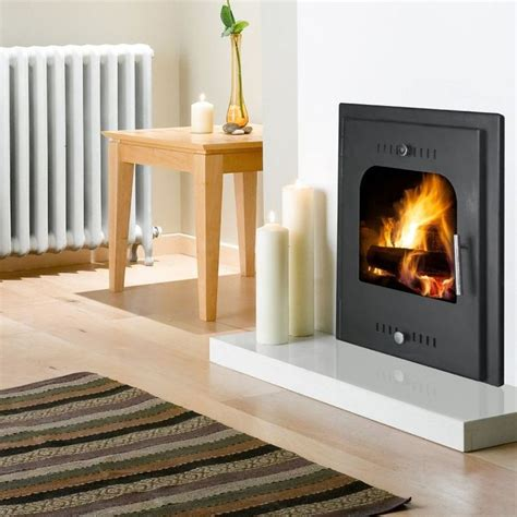 Log Burner Fireplace Surrounds by 1000 Ideas About Log Burner On Multi Fuel