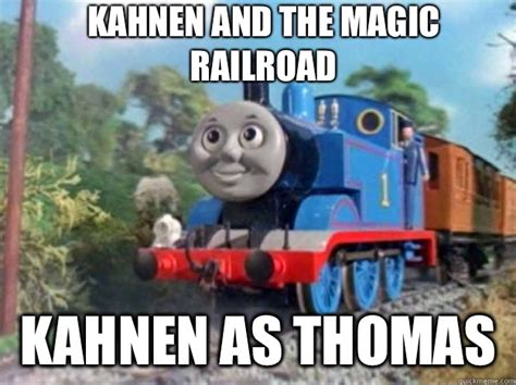 Thomas The Train Meme - thomas and friends jet engine memes