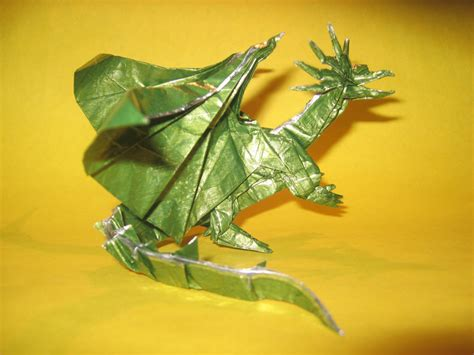 Ancient Origami - origami ancient by haomaru87 on deviantart