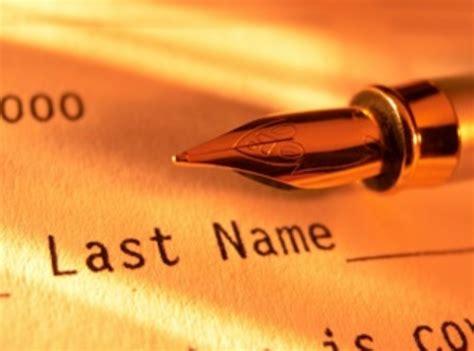 given name vs surname first name vs last name despre una