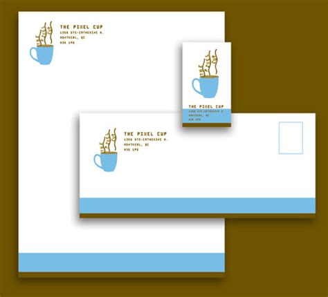 letterhead exles and ideas 60 cool stationary designs
