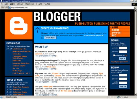 blogger blogs i say what i mean but i don t say it meanly to blog or