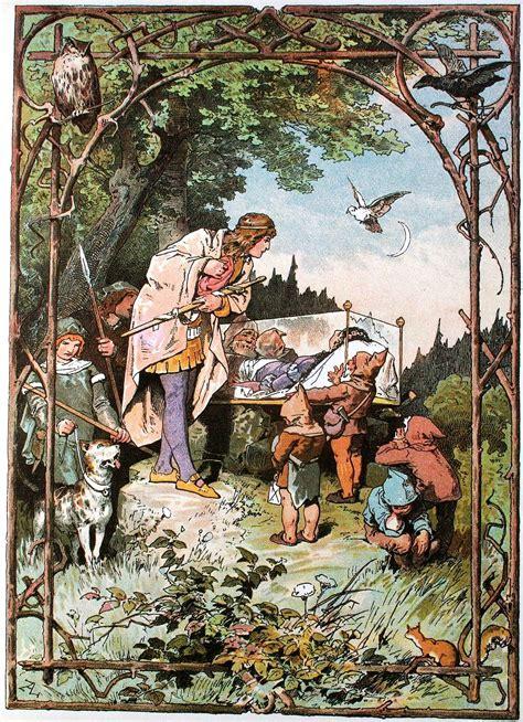 story original snow white