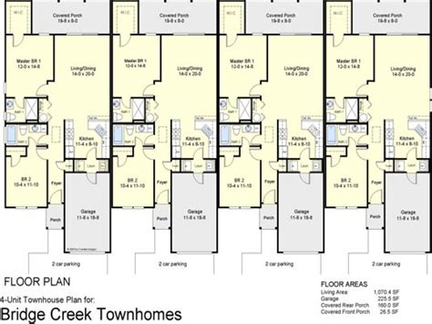 4 plex apartment plans 4 plex townhouse floor plans 4 plex apartment floor plans